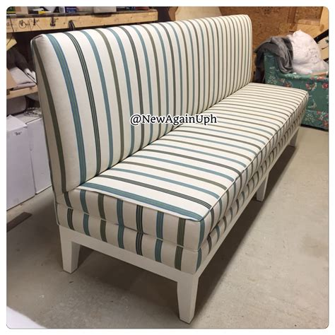 kitchen banquette custom bench