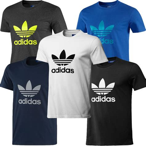Tshirt T Shirt Adidas By Joe Store by New Adidas Original Trefoil T Shirt Sports Top Crew