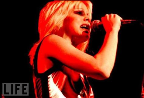 famous female rock stars dead the women of rock ten and now barnorama