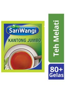 Sariwangi Kantong Jumbo Isi 4 sariwangi teh melati kantong jumbo 4x20g unilever food