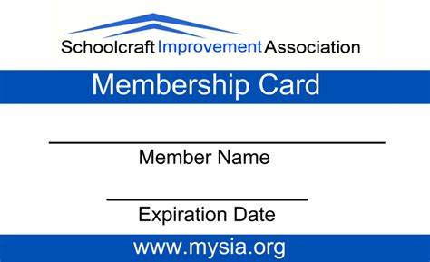 make a membership card membership