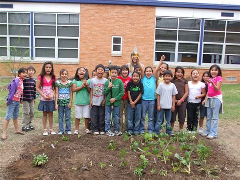 Garden Elementary by Happy Gardening Green Corn Project