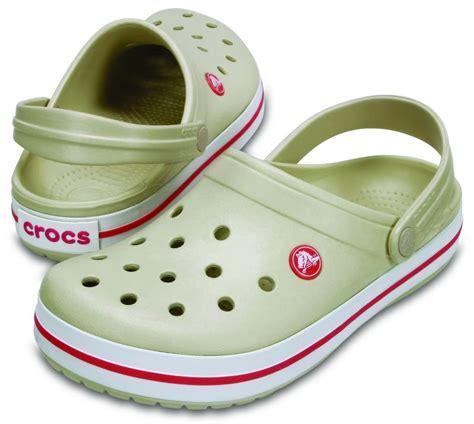 Crocs Sandalen by Crocs Crocband Aktuelle Farben Sandalen Clogs Mit
