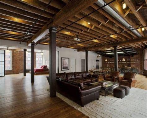 basement w unfinished ceiling wood floor i like the
