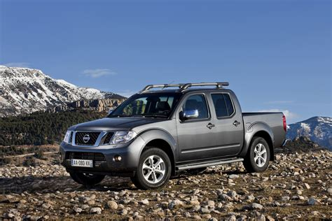 Nissan Updates Old Navara In Europe For The 2015 Model