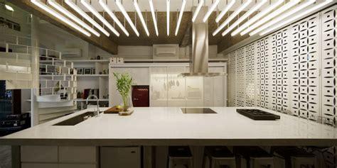 cuisine atypique d馗o the brick loft 224 singapour par farm architecture