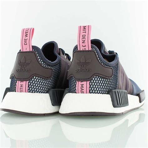 Adidas Originals Nmd R1 Runner Primeknit Consortium Zapatos Para Correr Gris Negro Zapatos P 653 by Adidas Nmd Femme