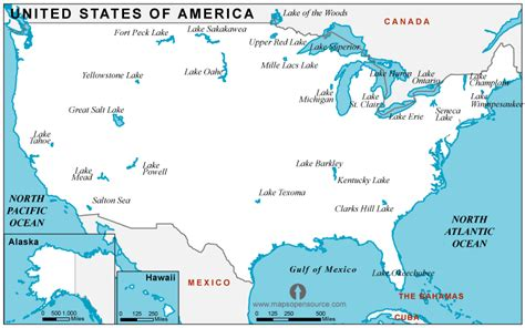 map of the us with rivers and lakes free usa lakes map lakes map of usa lakes usa map