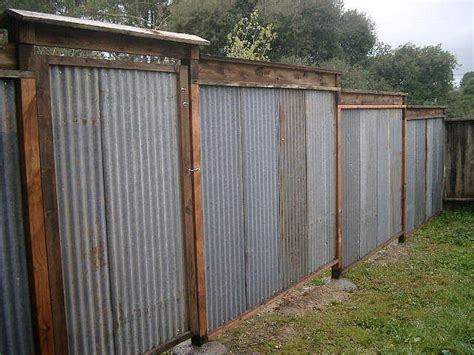 privacy fence images google search board fences pinterest corrugated metal metals and cabin