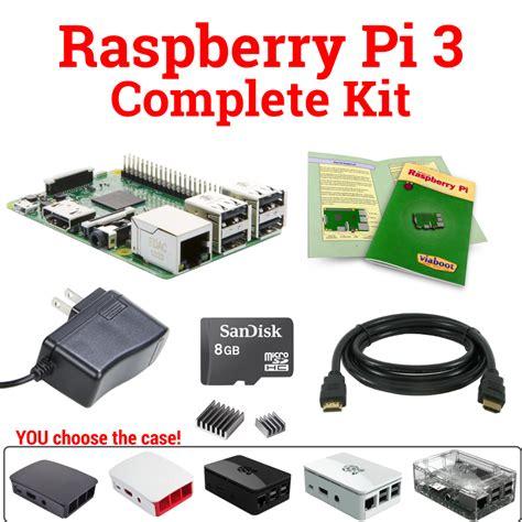 Melanox Comple Kit 2 raspberry pi 3 model b starter complete ultimate kits