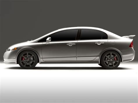 2007 honda civic si sedan concept images photo honda