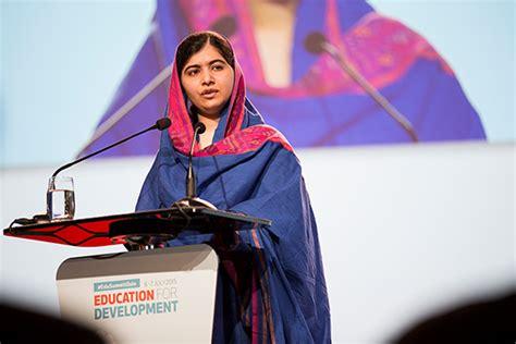 malala fund aims  secure  education  children tbp