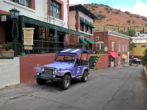 Lavender Jeep Tours Tours Bisbee Top Tips