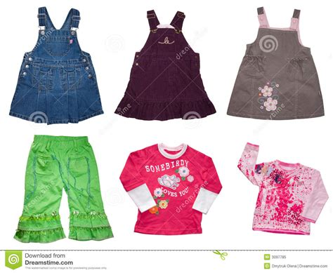 set of clothing royalty free stock photo image 3097785