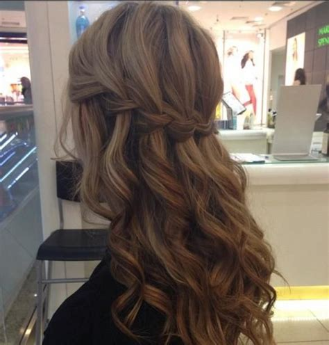 pictures of best hair style for stringy hair best 25 waterfall braids ideas on pinterest waterfall