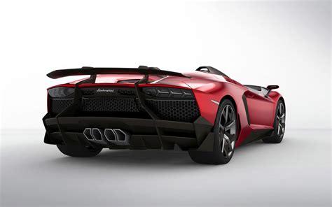 Lamborghini Aventador J   New cars reviews