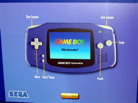 gameboy layout astro boy omega factor the next level game boy advance