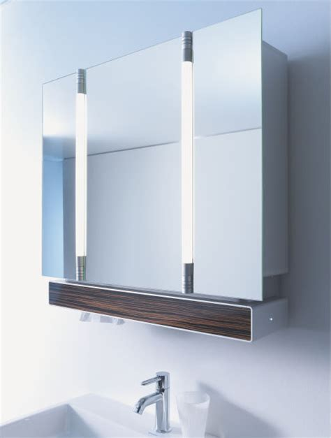 duravit bathroom mirrors duravit e mood bathroom furniture the programmable mood