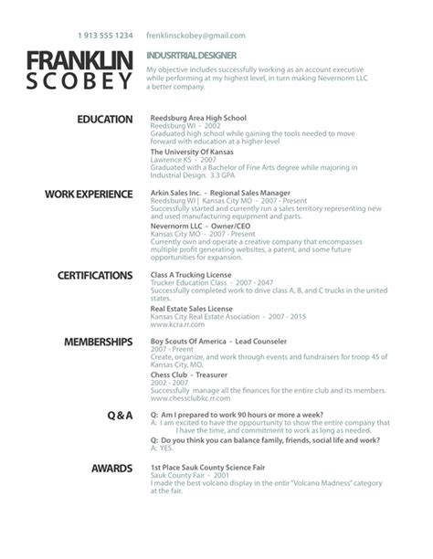 Cosmetology Resumes Examples by Resume Templates Readyrez