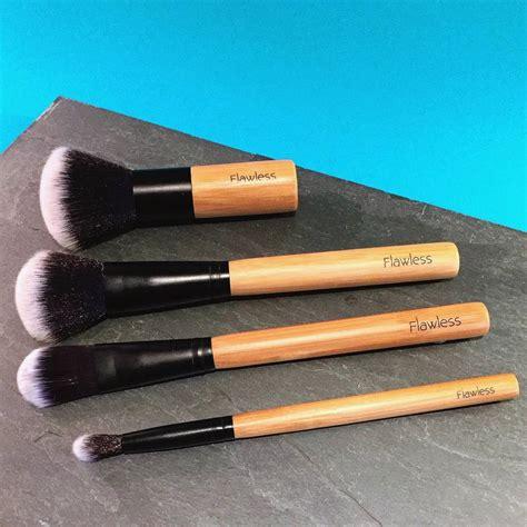 Brush Flawless Concealer Brush Original four make up brush base set flawless base by flawless notonthehighstreet