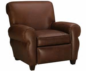 manhattan leather recliner club chair club furniture
