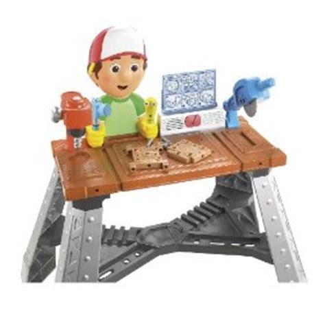 handy manny work bench handy manny toys workbench
