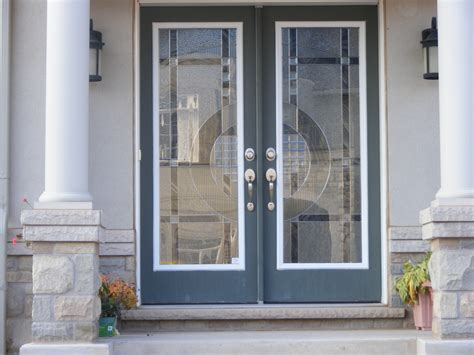 Front Door Glass Inserts Stained Glass Installitions Atm Glass Inserts Decorative Glass Wrought Iron Inserts