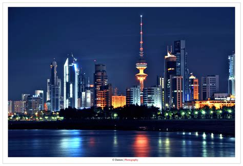 kuwait city a night under kuwait city abdulrahman al daithan flickr