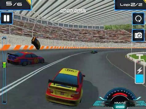racing thunder  game pomu games