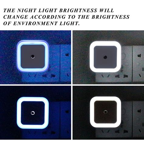 light switch with night light built in loskii dx ctl mini auto night l led light built in