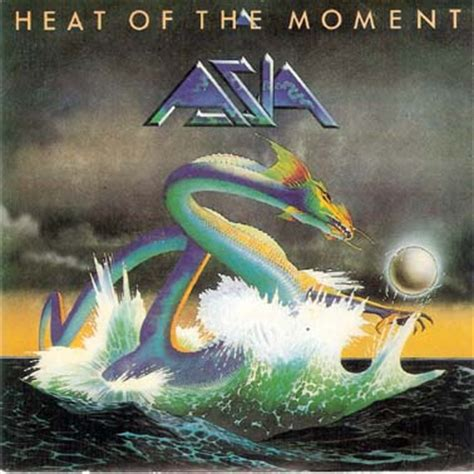asia heat of the moment asia heat of the moment records lps vinyl and cds
