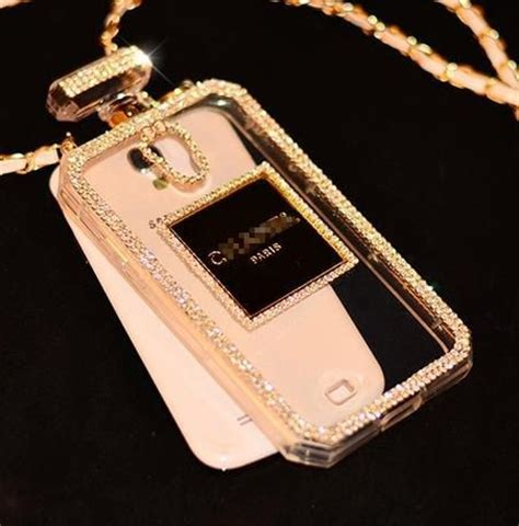 Botega Charm Samsung Note 5 authentic chanel perfume bottle fits only for iphone 4 5 6and galaxy s3 s4 s5 and note 2