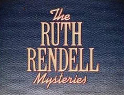 the fallen curtain ruth rendell the ruth rendell mysteries mystery and suspense on