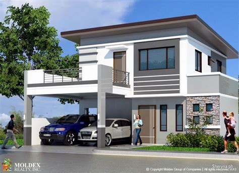 house model images metrogate silang cavite model house mitula homes