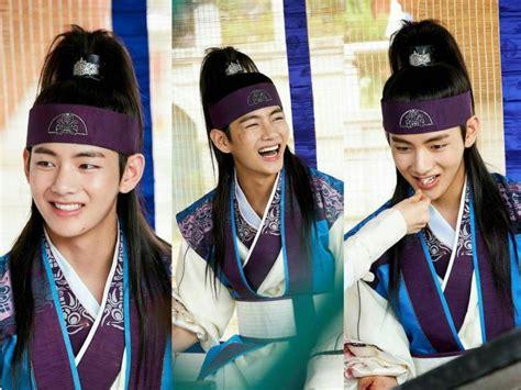kim taehyung korean drama bts v kim taehyung in korean drama hwarang