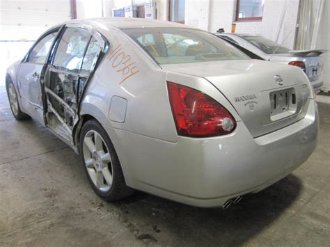 Nissan Maxima 2004 Parts by Parting Out 2004 Nissan Maxima Stock 11364 Tom S