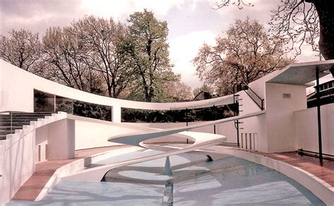 Building A Pool House penguin pool london zoo avanti architects