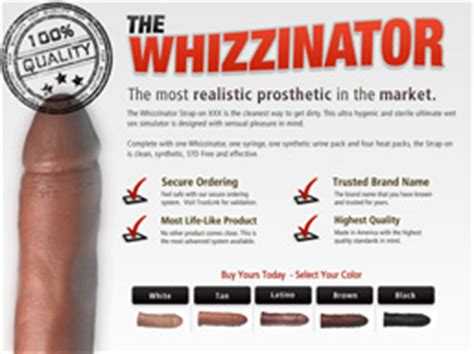 Heroin Detox Uncontrolled Penile by The Whizzinator Penises For Sale Can Actually Work