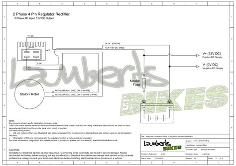 rectifier wiring diagram free wiring diagrams