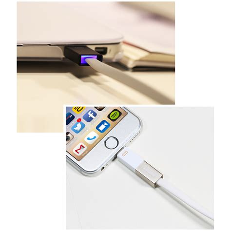 Kabel Data 2in1 Smartphone Iphone Lightning 8pin Microusb Re T0210 1 remax shadow magnet 2 in 1 micro usb lightning pin for smartphone and iphone 5 6 7 8 x rc