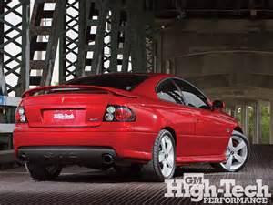 Pontiac Gto 2006 Price 2006 Pontiac Gto Image 21