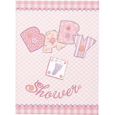 Baby Shower Invitations Walmart by Pink Stitching Baby Shower Invitations 8pk Walmart