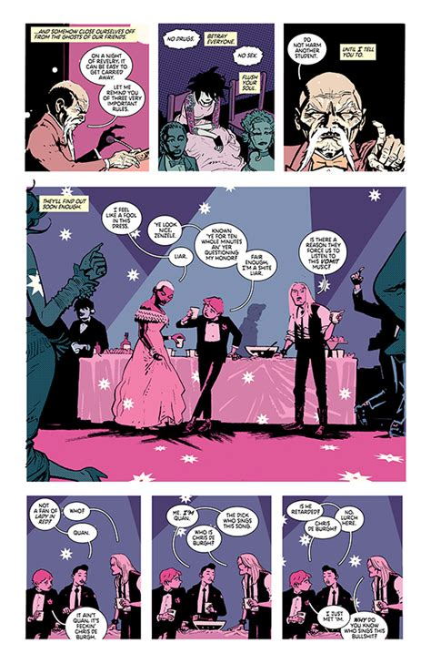 deadly class volume 6 deadly class 22 releases image comics
