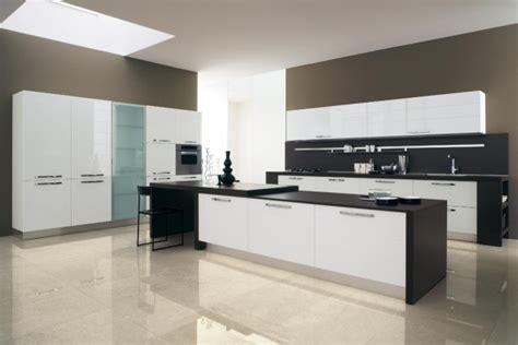 Kitchen Backsplash Images Siyah Beyaz Mutfak Dekorasyonları 16 Ev Dekorasyon