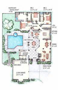 House Plans With A Pool 17 Best Ideas About Mansion Houses On Pinterest Luxury