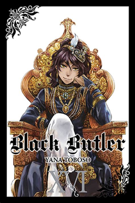 black butler vol 16 black butler 16 by yana toboso