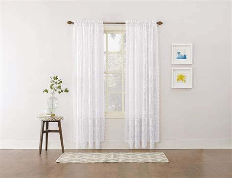 Window Curtain Panel Decorating Top 10 Best Lace Curtains For Your Home Heavy