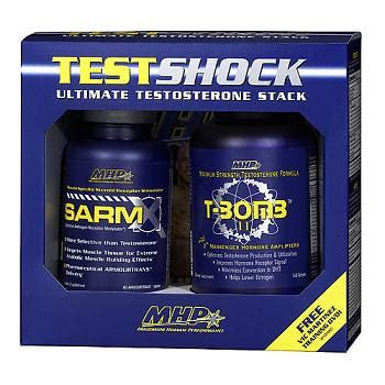 anabolic shock body building test shock stack