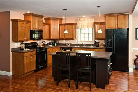 modular home kitchen cabinets home options blogs articles about manufactured and