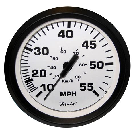 Indiglow Speedometer Ferio Mt Type Hybrid saapni faria white 4 quot speedometer 55mph mechanical 32909